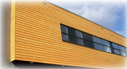 Vincent Timber Products Accoya Cladding