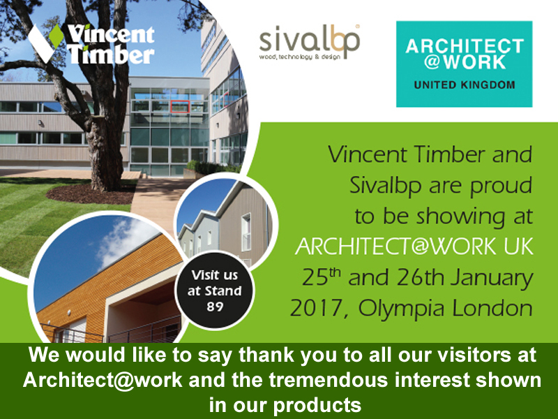 Architect at Work Show