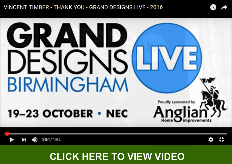 Grand Designs Thank You Video