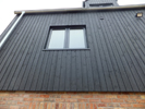 Product: Cape Cod - ex 150mm Euro Channel � Colour: Black CCS900010