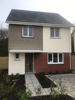 Project: Houses at Roundswell, Barnstaple. Profile:  ex 150mm Rebated Bevel. Colour: Taupe