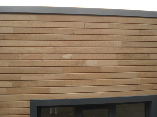 European Oak Cladding Pictures From Vincent Timber