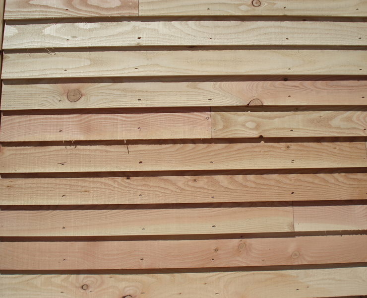 Home Grown Timber Cladding Pictures From Vincent Timber