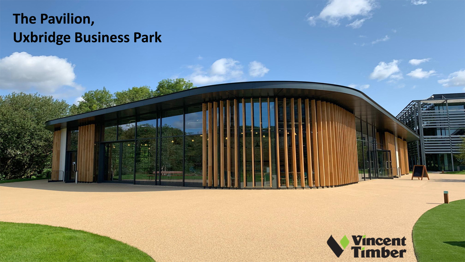 The Pavilion, Uxbridge Business Park