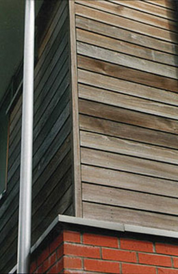 Western Red Cedar Cladding And Louvres Pictures From